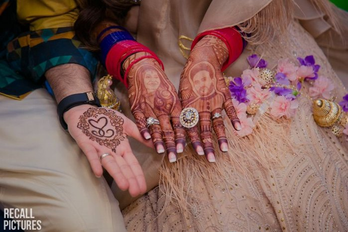 mehndi designs for groom