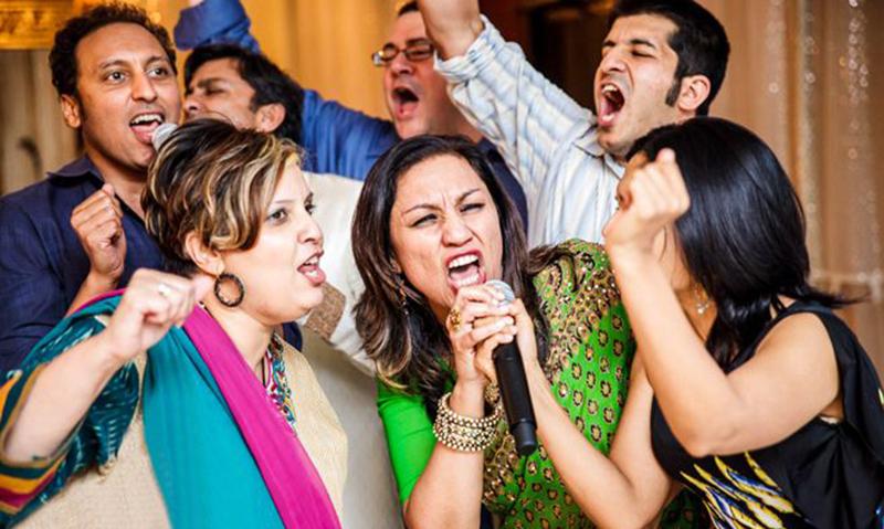 Karaoke Section