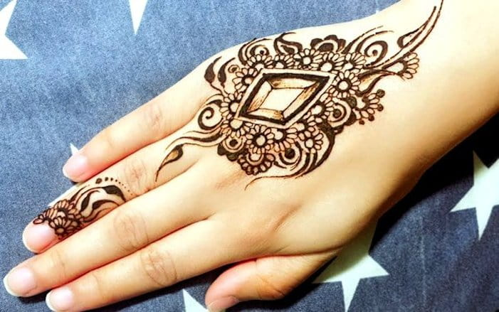 Top 151+ Latest Mehndi Designs 2019