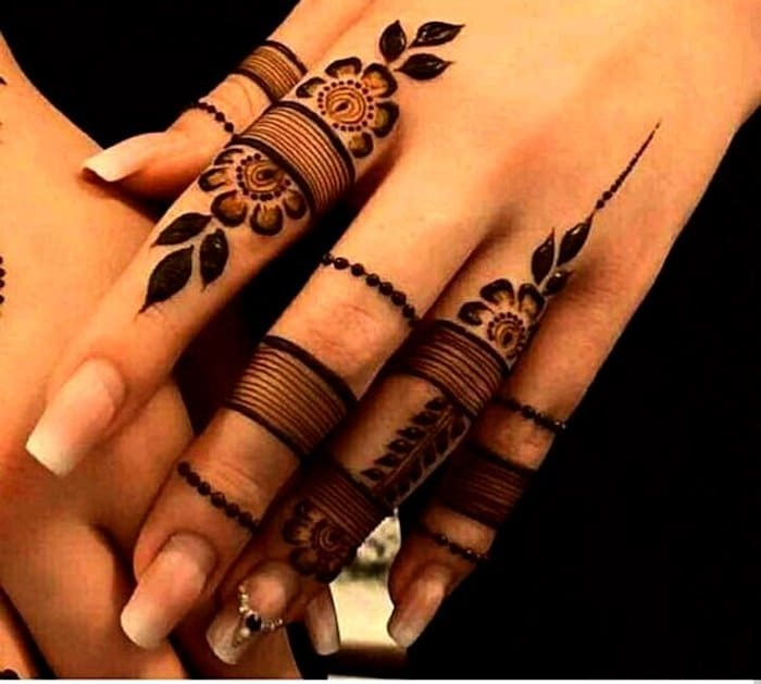 Best 200 Latest Mehndi Designs With Picture New Mehandi