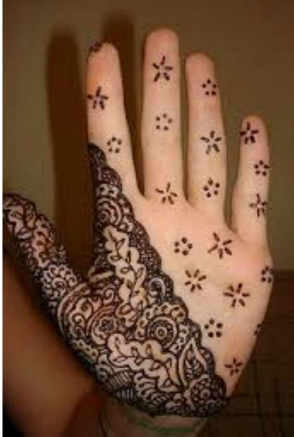 arabic mehndi designs for kids