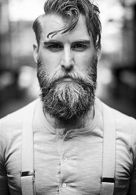 amazing hipster beard style for indian men
