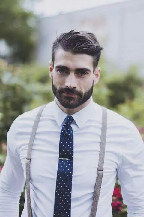 professional beard style for indian men