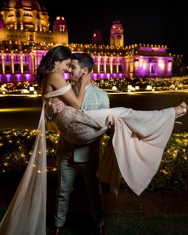 priyanka chopra and nick jonas wedding 2018