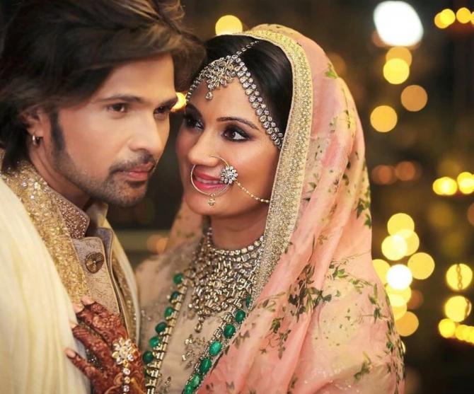 himesh reshamiya and sonia kapoor wedding
