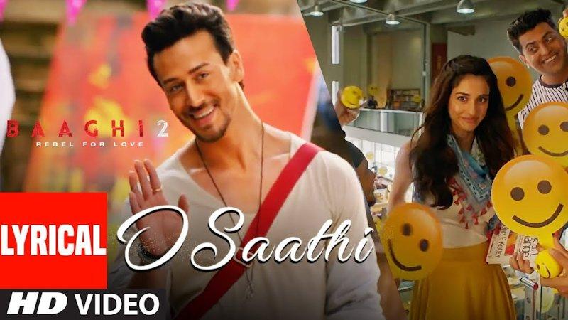 O Saathi (Baaghi 2)