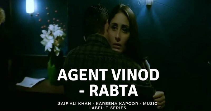 Raabta (Agent Vinod)