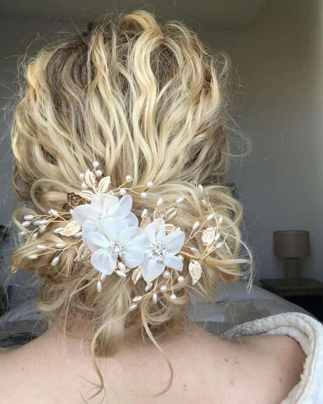 wedding hairstyles for long hair updo for short hair