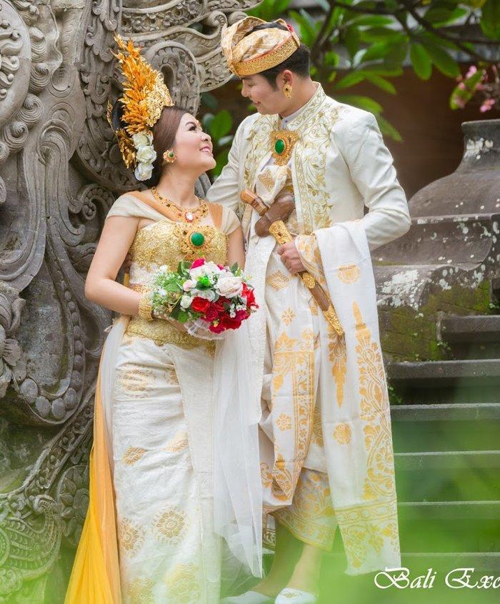 Bali Wedding Outfits