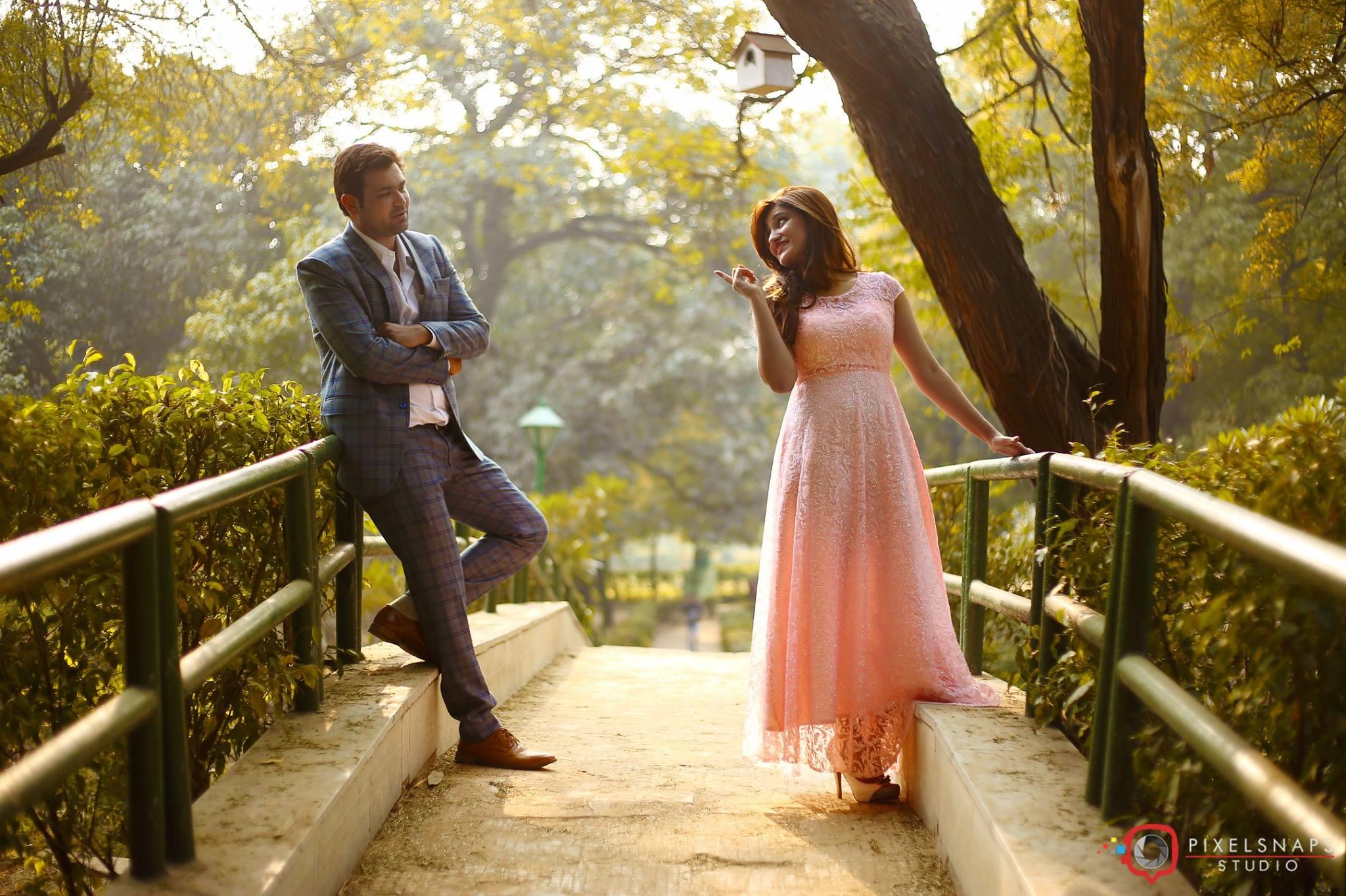 unique pre wedding photoshoot ideas
