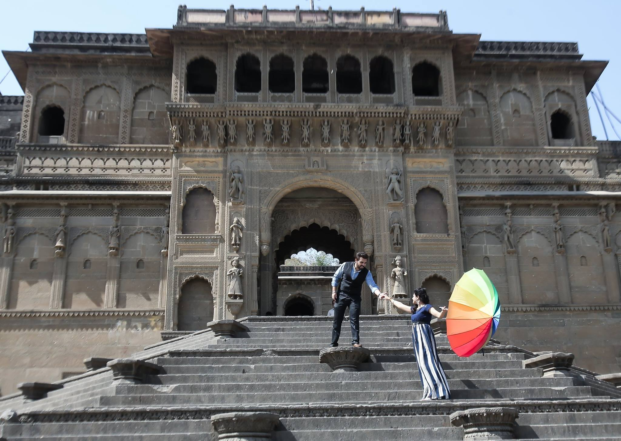 Indian Pre Wedding Shoot Ideas