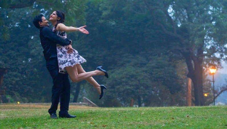 Lodhi Garden Pre Wedding Shoot