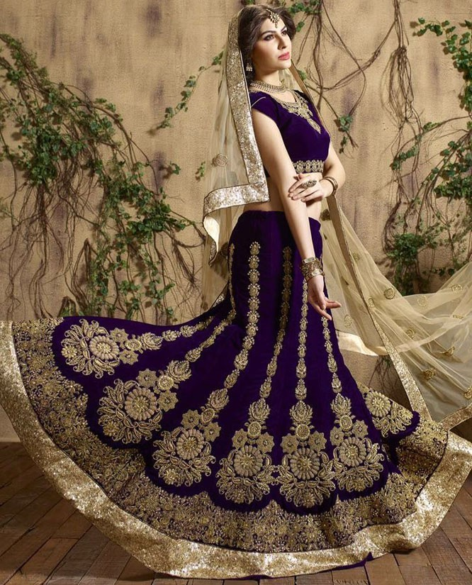 Bridal Lehenga For Rent
