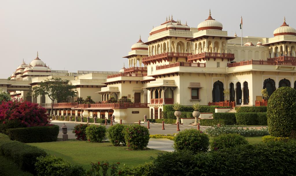 Rambagh Palace Hotel In Jaipur