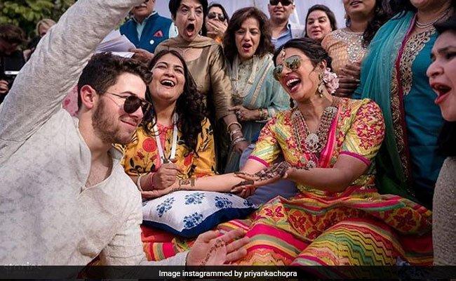 priyanka weddings