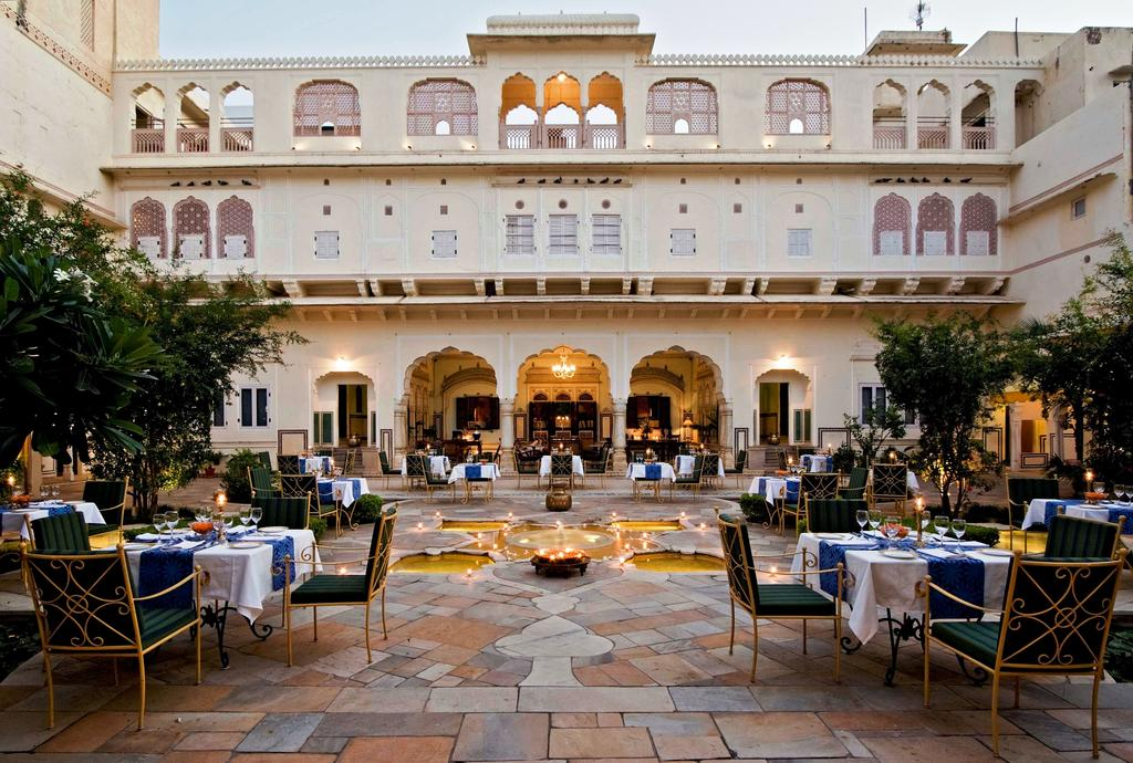Samode Palace In jaipur