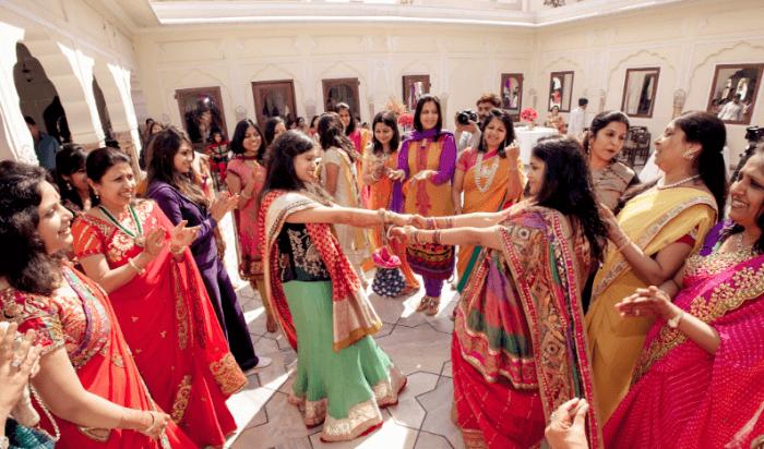 Sangeet Ceremoney