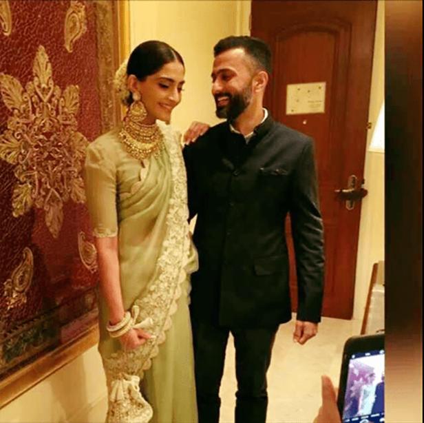 Sonam Kapoor Wedding Date