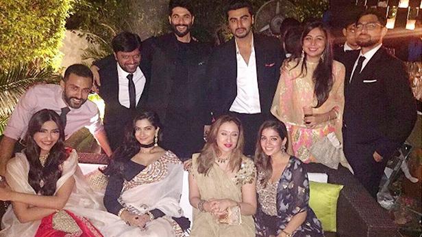 Sonam Kapoor Wedding guest List