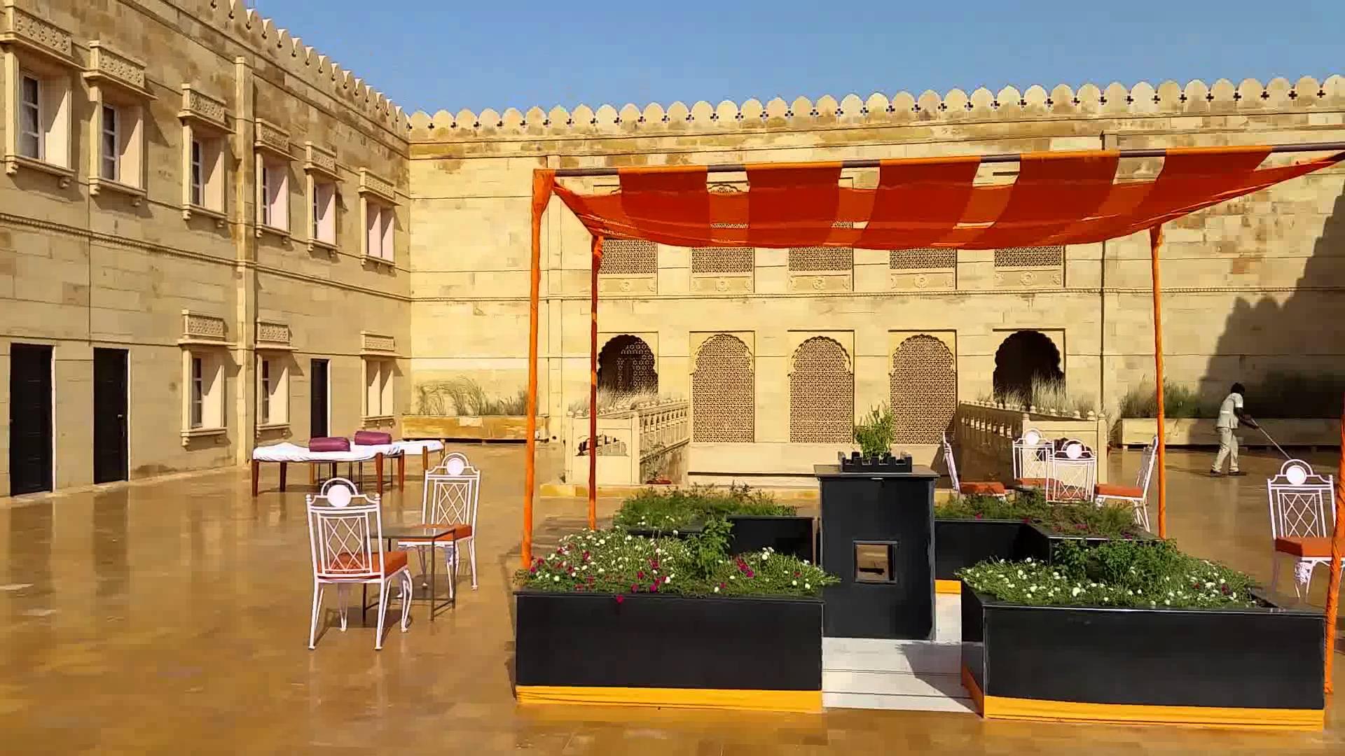 Suryagarh In Jaisalmer