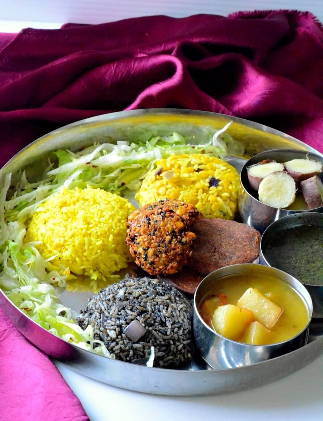 Meghalaya Thali For Wedding