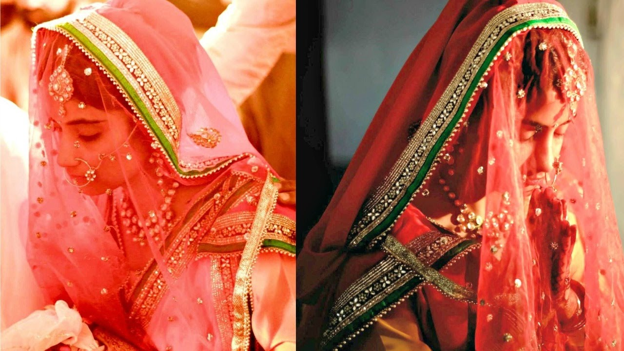 Veil Poses For Wedding Photoshoot