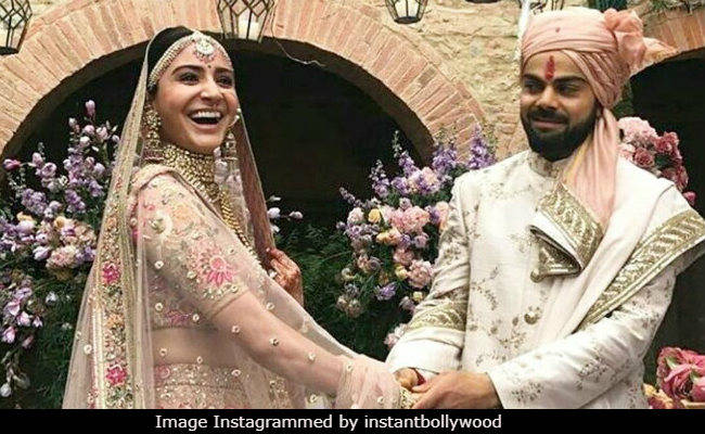 Virat Anushka Happy Couple