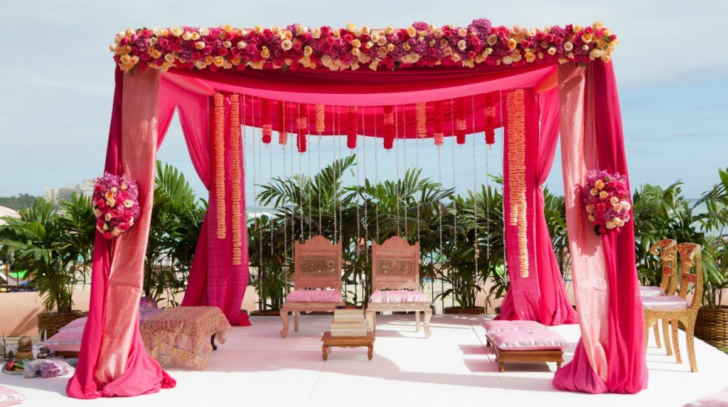 Mandap Decorators Near Me