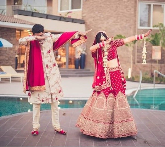 marriage photography poses