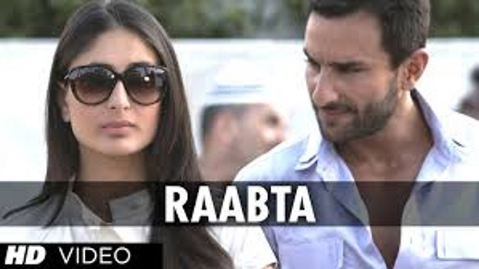 raabta song for wedding