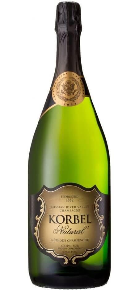 Korbel Chardonnay Champagne