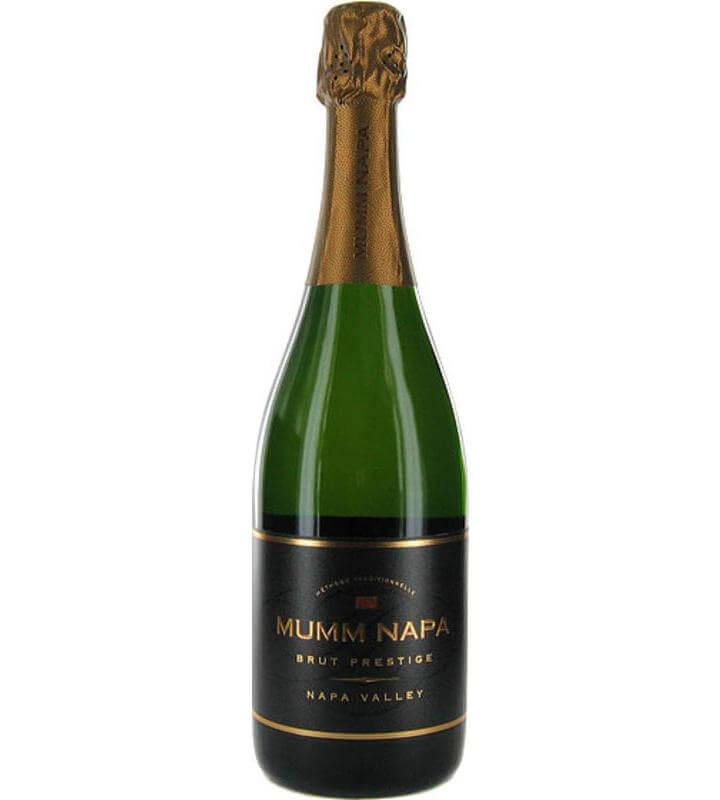 Mumm Napa Brut Prestige Champagnes