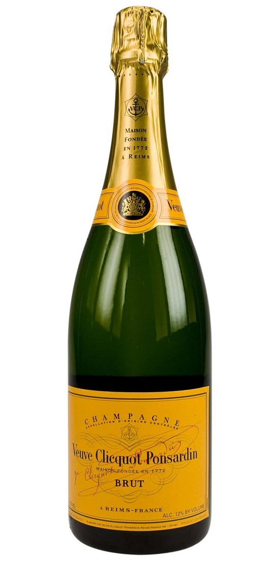 Splurge - Veuve Clicquot Brut Yellow Label