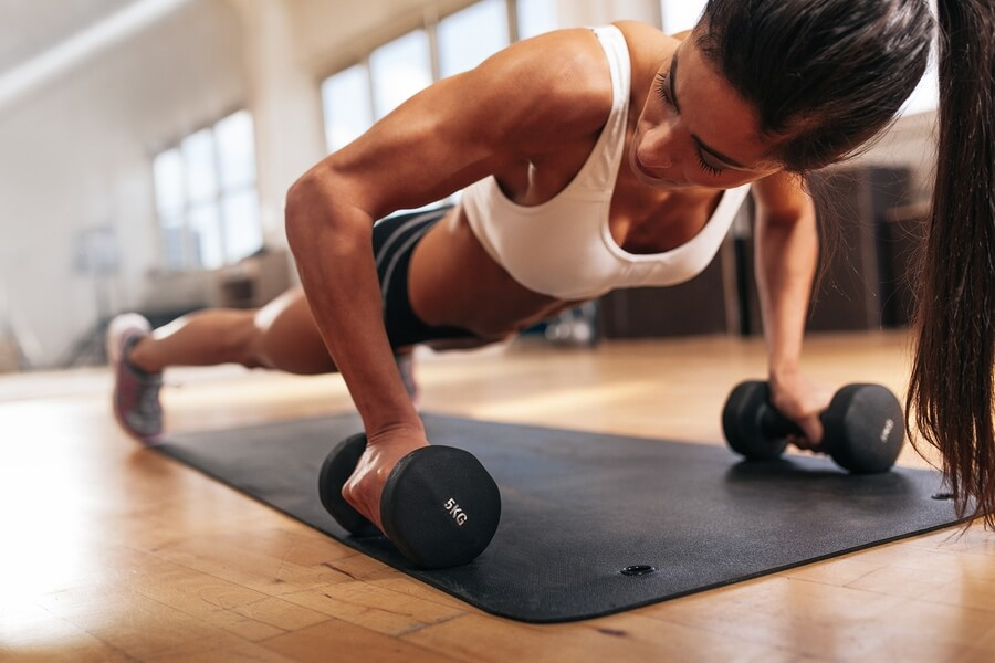 Up Your Exercise Routine