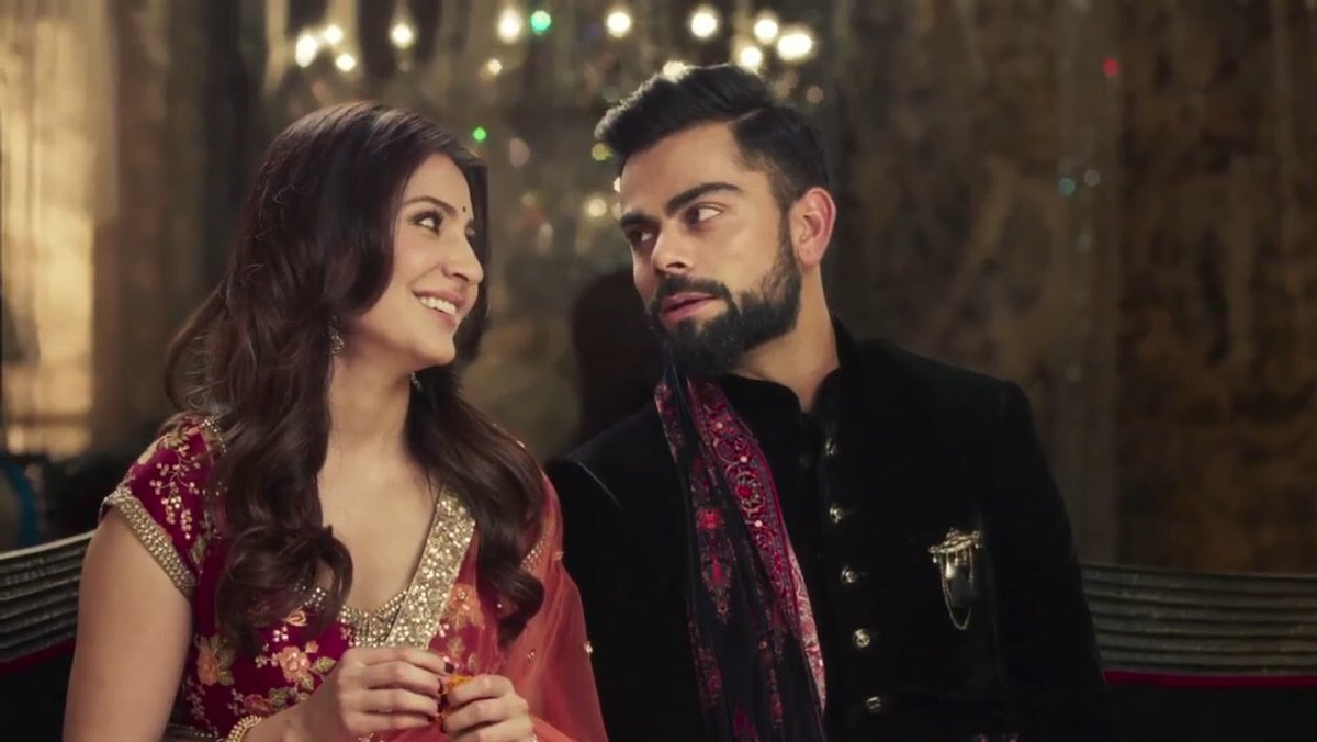 Wedding Highlights – Virat Kohli & Anushka Sharma Are Officially Hitched