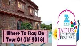 Where To Stay On Tour Of (JLF 2018)