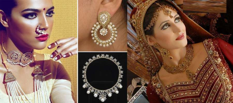 5 Things You Should Know About Wedding Jewellery