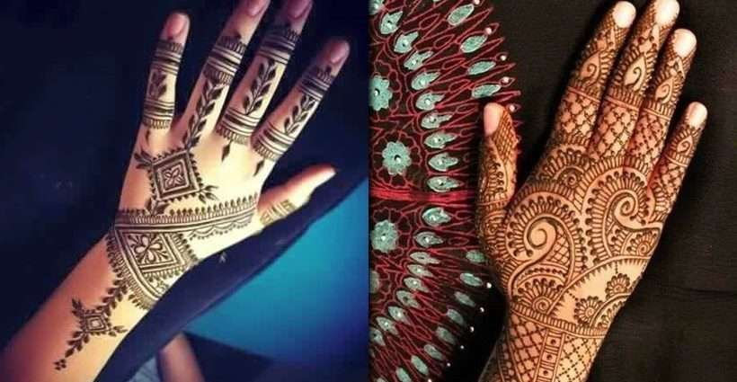 The Best And Easy Mehandi Designs For 2018 Wedding