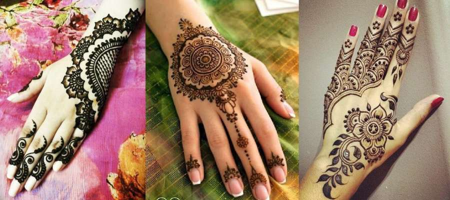 The Best New Mehandi Trends For Your 2018 Wedding