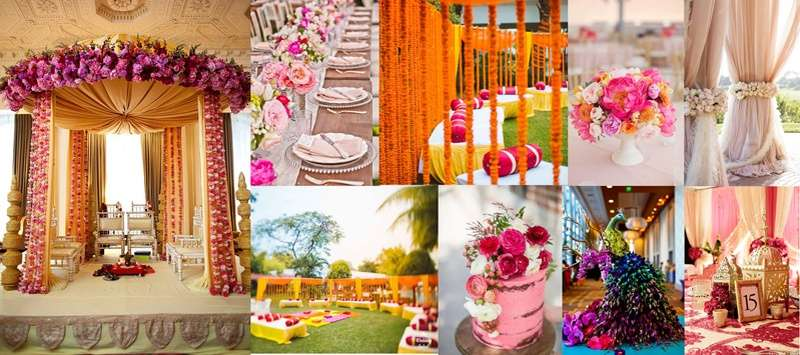 7 Wedding Themes That Will Make Your Day Grand