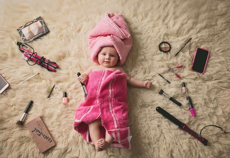 15 Out of the Box Baby Photoshoot Ideas that are Fun and Classy
