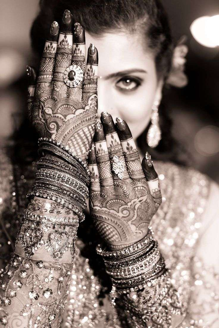 Beautiful Mehandi Designs For Going To Be Brides: Best Mehandi Designs