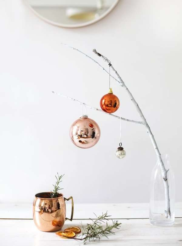 Stunning DIY Minimalist Christmas Decor Ideas