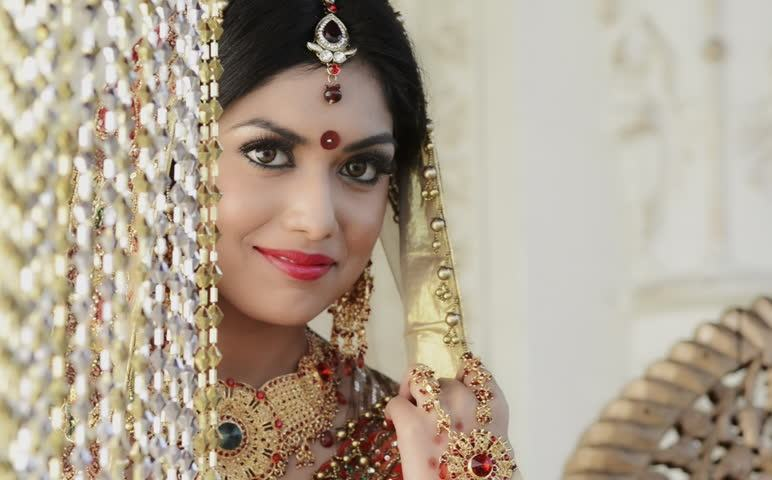 Indian Bridal Makeup - How To Get It Right?