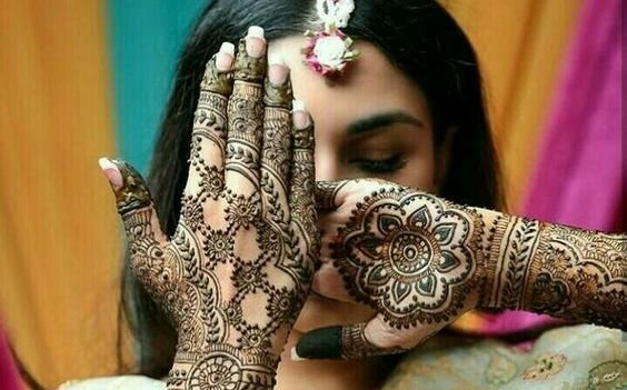 I'm in love with Arabic Mehndi Designs: Simple And Take Less Time