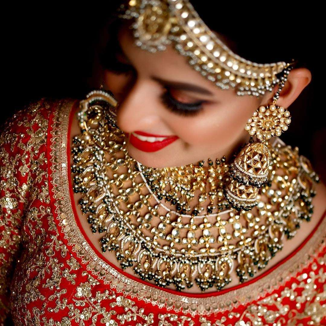 Trending: The Double Jhumkas Trend in This Wedding Season