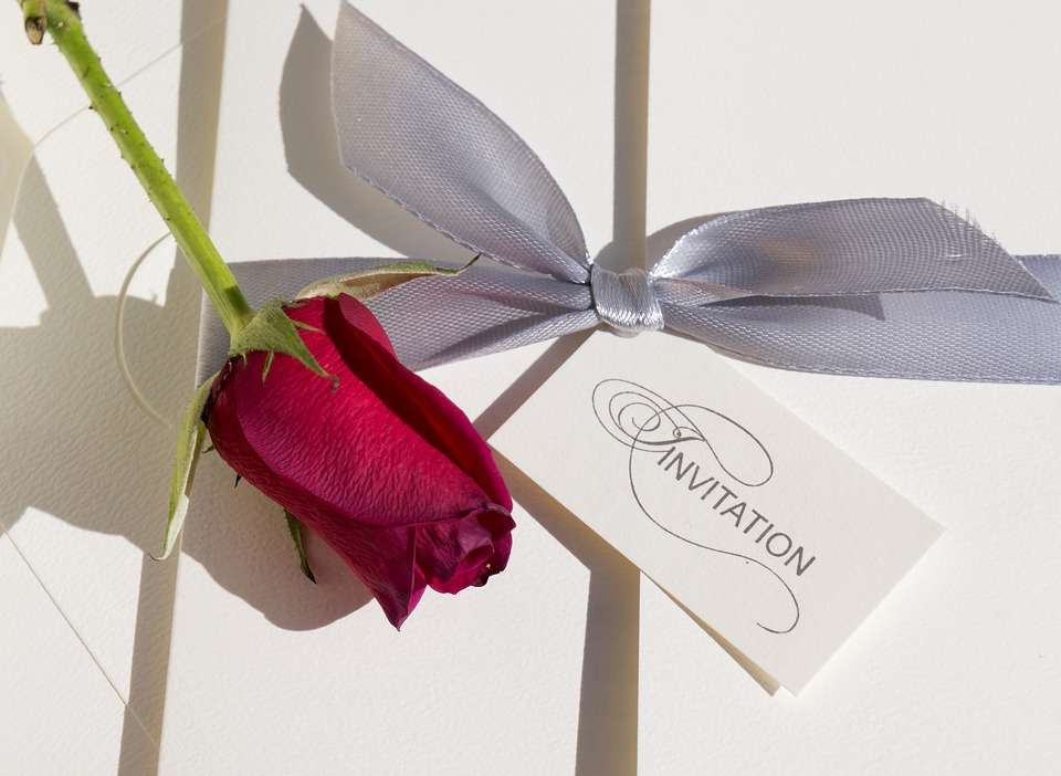Heart-Written Awesome Wedding Invitation Wordings For Your Friends, Dearest and Nearest Ones