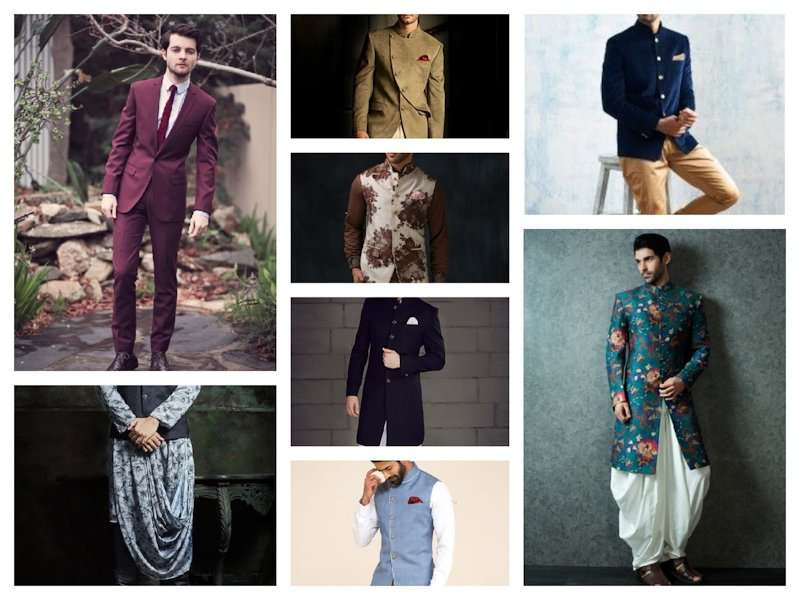 Groomwear Fashion Alert 2019! 4 Must-Have Engagement Dress For Man