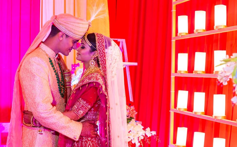 Meet Anand & Ridhima | Our Dashing Groom & Bubbly Bride