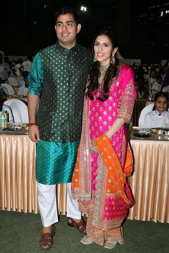 Anna Seva, Mala & Mehndi Ceremony, Sangeet Ceremony! All About Pre Wedding Functions of Akash Ambani And Shloka Mehta